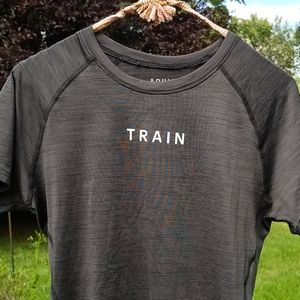 EQUINOX TRAIN Personal Training Shirt Size Med